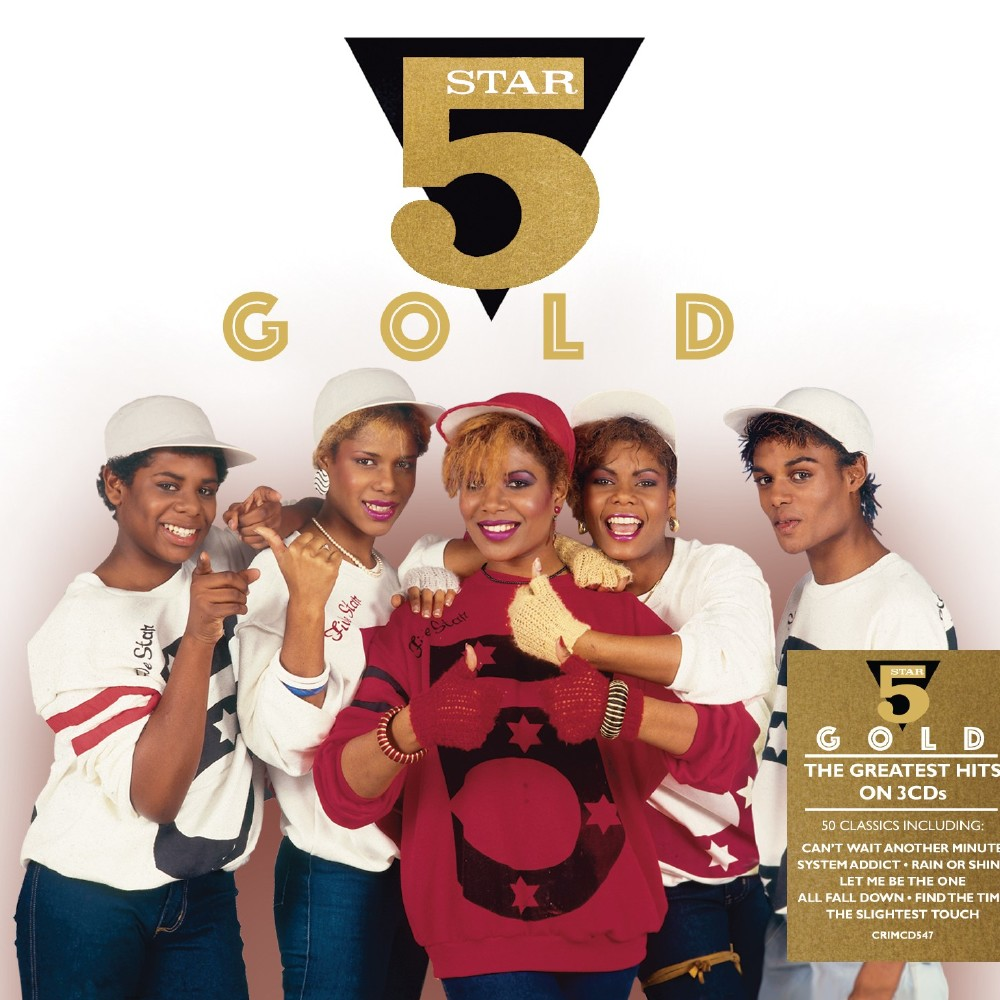 Five Star Gold CD