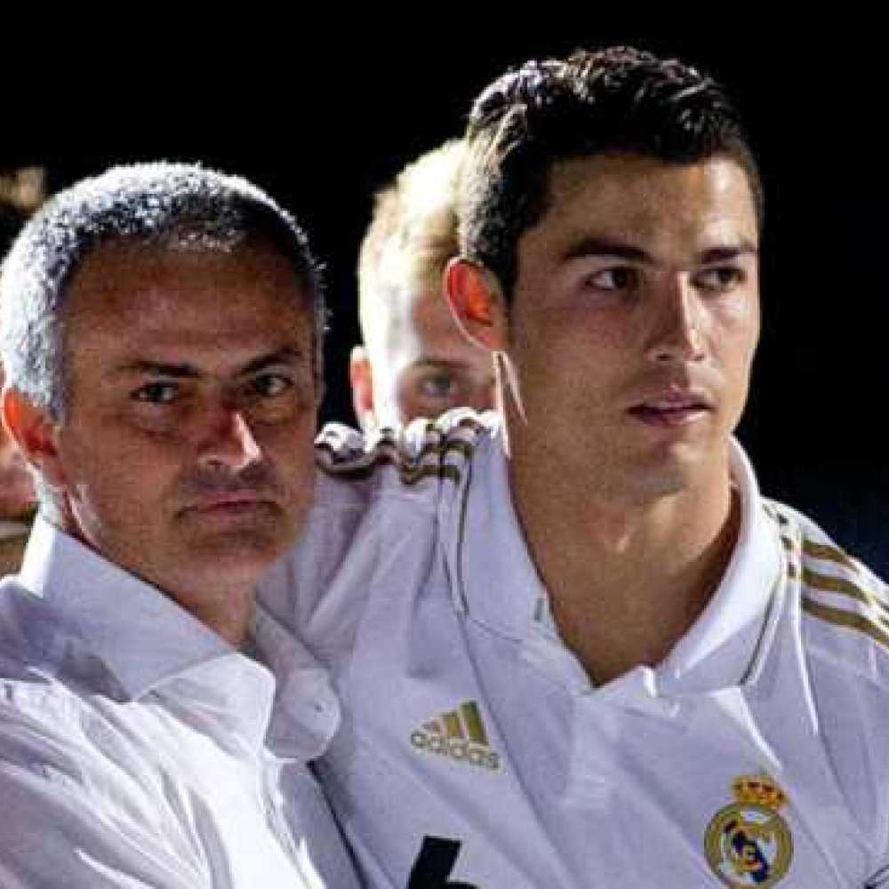Mourinho: Fellow Man United legend Ronaldo 'a phenomenon'