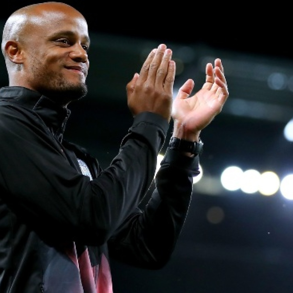 Kompany 'proudest man in the world' after missing own testimonial