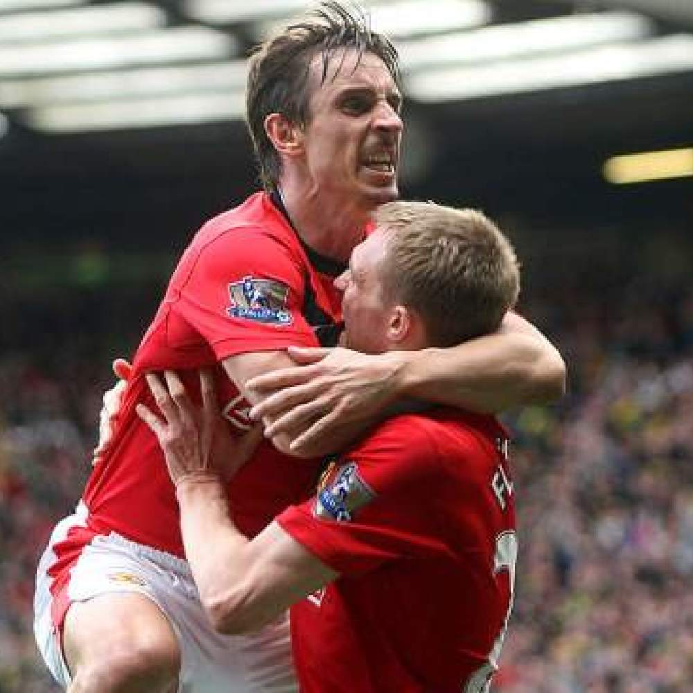 Why Man Utd will probably win PL again before Liverpool – Neville