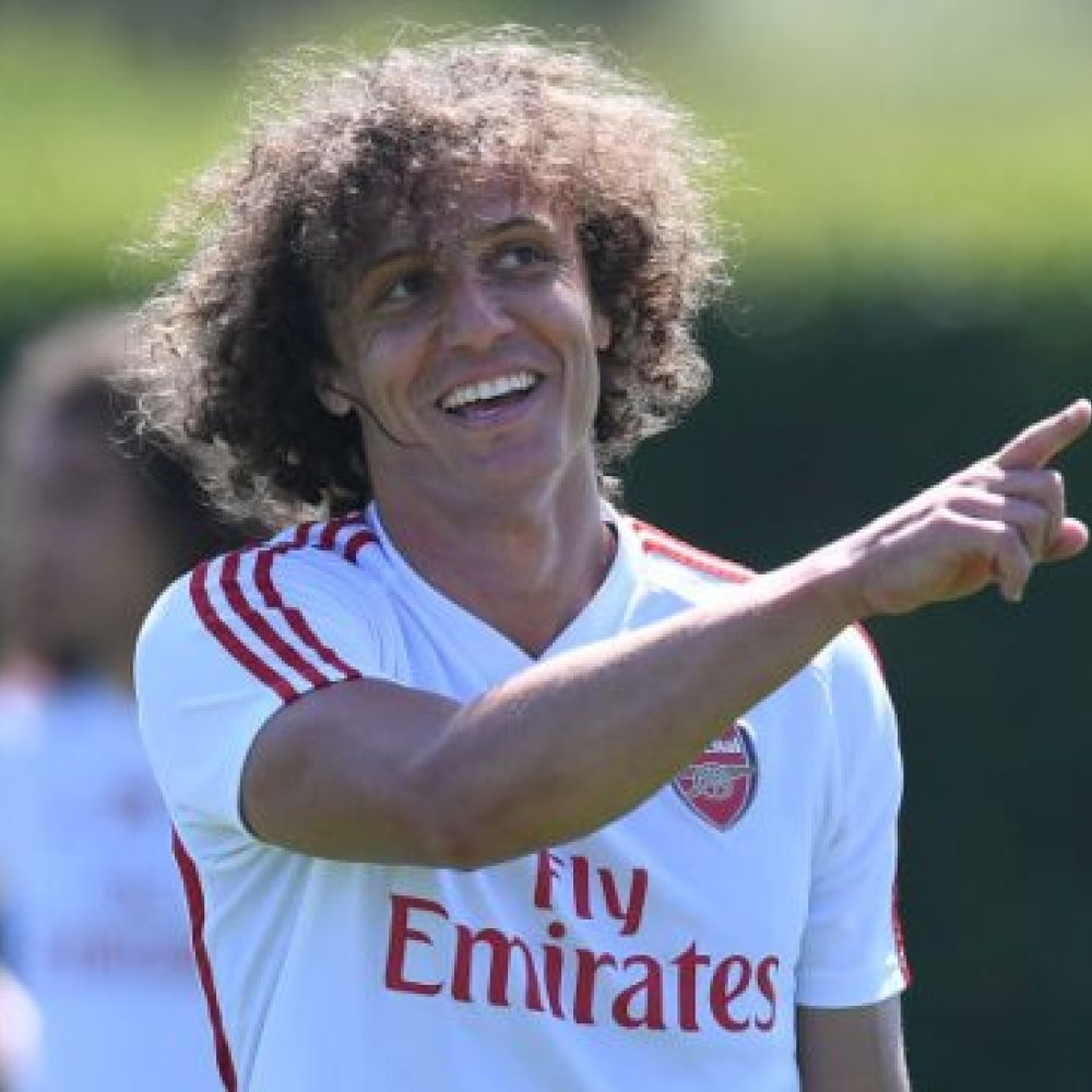 Agent: Chances of Luiz being at Arsenal next season 'very high'