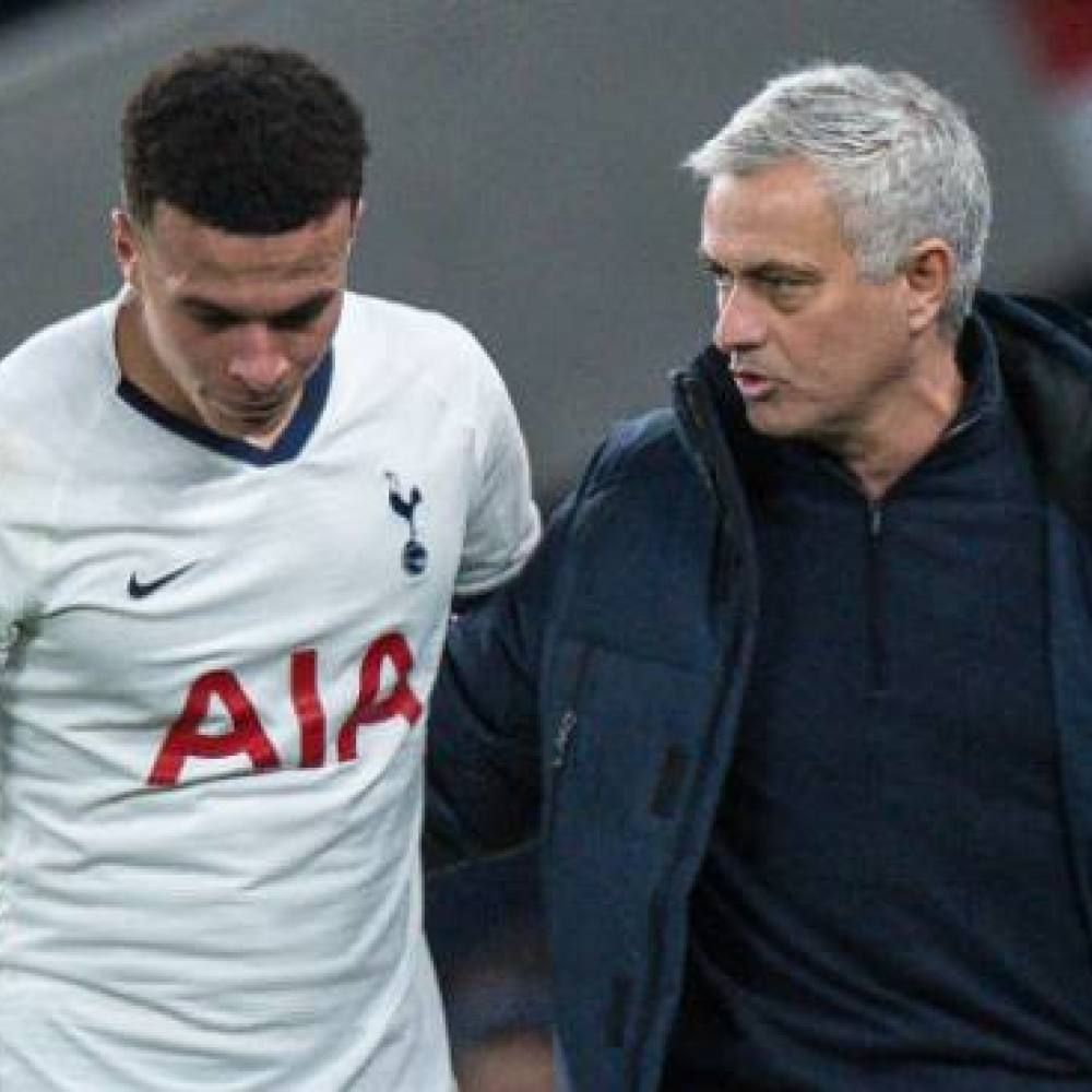Mourinho insists Spurs star showed 'remarkable humility' with apology